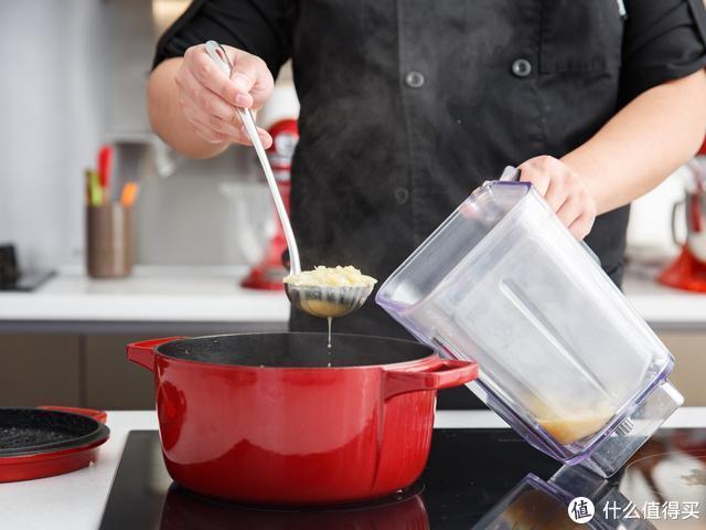 香葱土豆浓汤