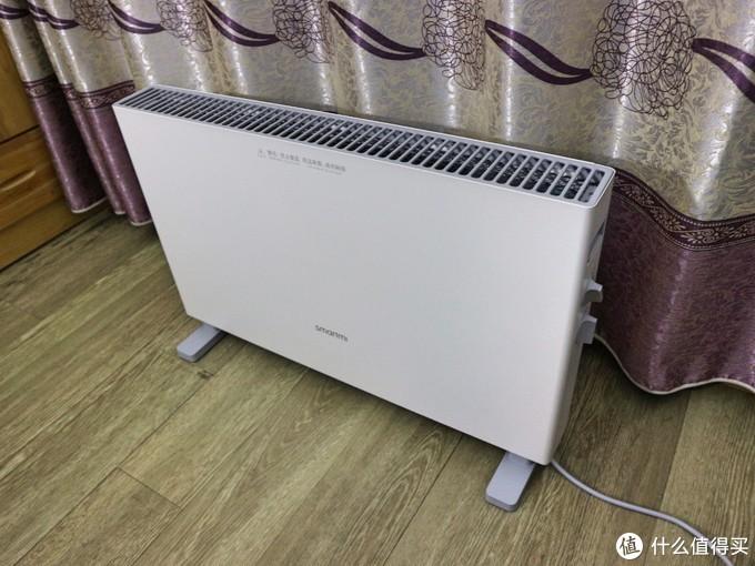 往年御寒全靠抖,今年过冬看小米,智米电暖器1S使用测评