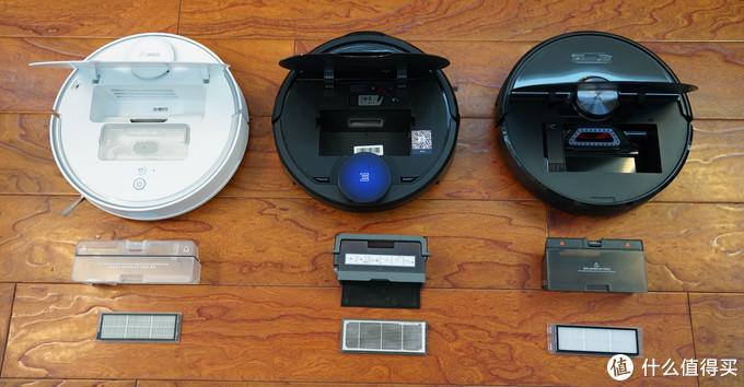 国产自主算法扫拖一体扫地机:科沃斯DG70、石头T6、360 X90、 谁才是2K元价位最香的扫地机?