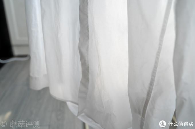 让衣物拒绝褶皱、平整如新——衣未 小型便携式挂烫机 评测