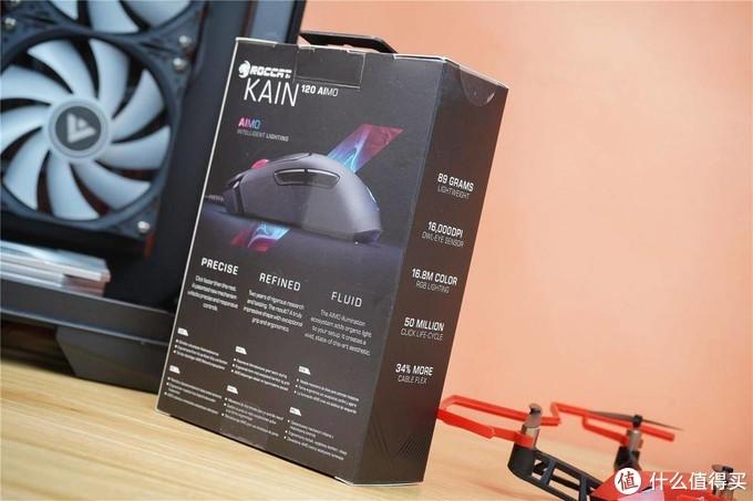 冰豹卡宴Kain120电竞游戏鼠标上手体验,手感出色,效果不错!