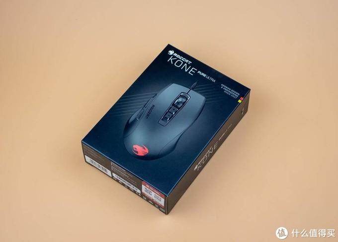 源自德国的电竞名品冰豹 KONE PURE ULTRA鼠标开箱