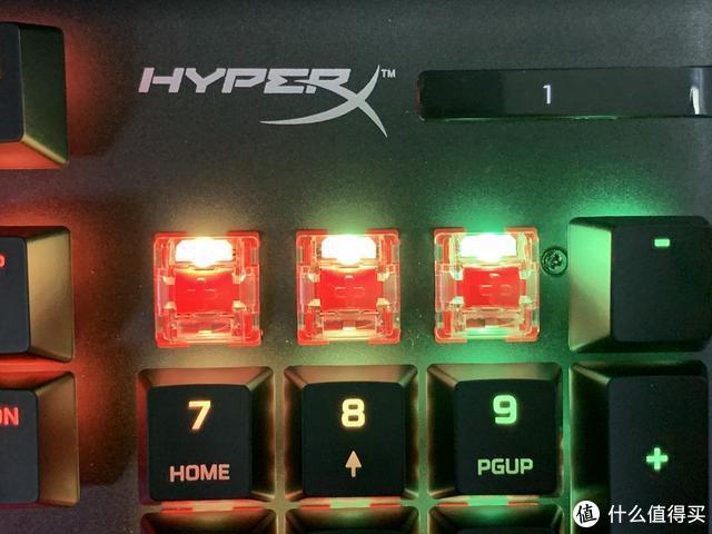 入手双11最值得的机械键盘 HyperX红轴让你体验不一样的节奏感
