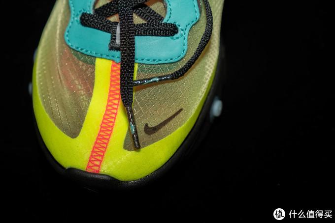 Nike React Element 87——半透明薄如蝉翼