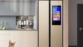 云米冰箱21Face评测云米互联网冰箱21Face怎么样(对开门|送风系统)
