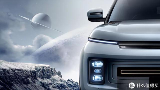 吉利icon:高度还原概念车,工业风浓烈