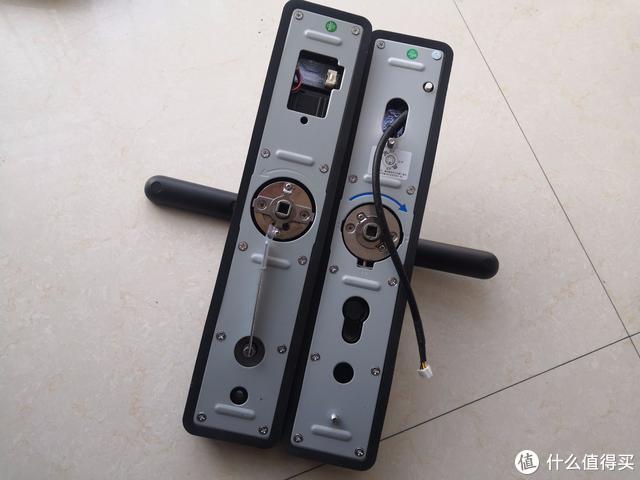 开启大门新的解锁方式,小益E206T双系统智能指纹锁体验
