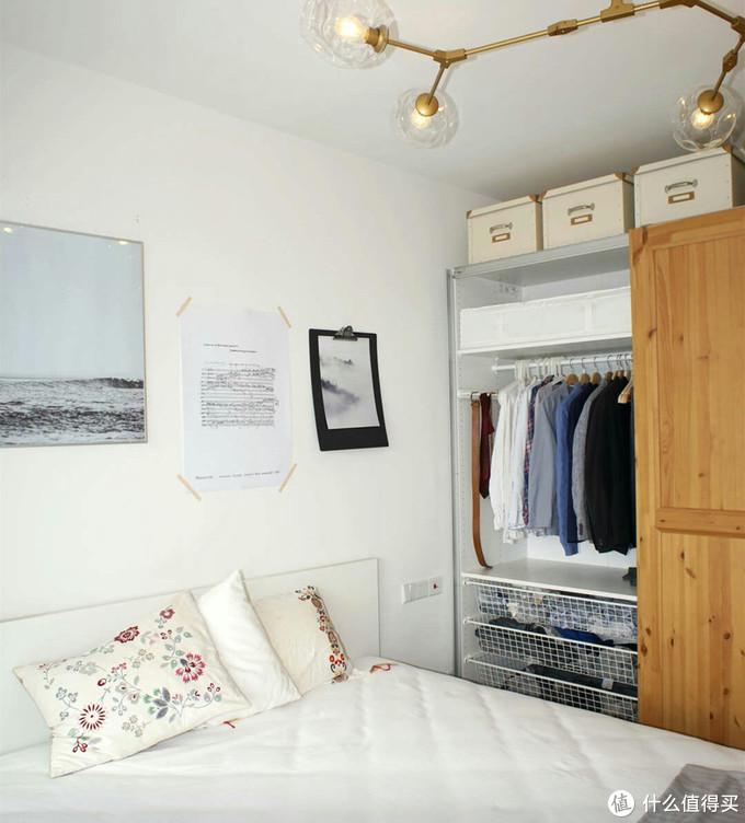 卧室收纳整理有窍门,抓住这几点,储物空间多一半