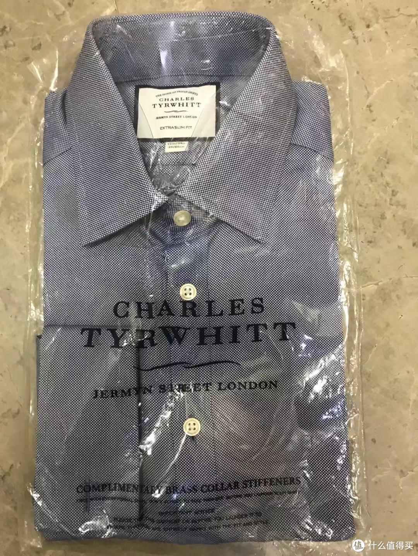 Charles Tyrwhitt(查尔斯·蒂里特)法式衬衫与皮带