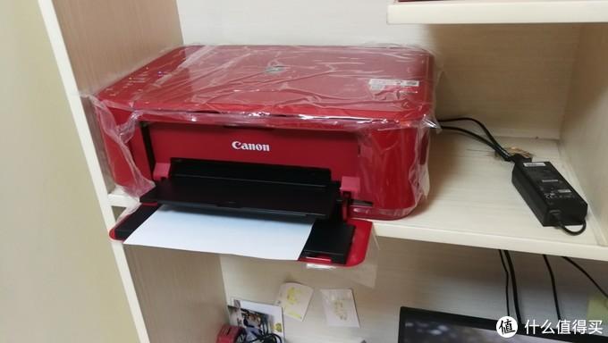 京东备件库捡漏佳能打印机
