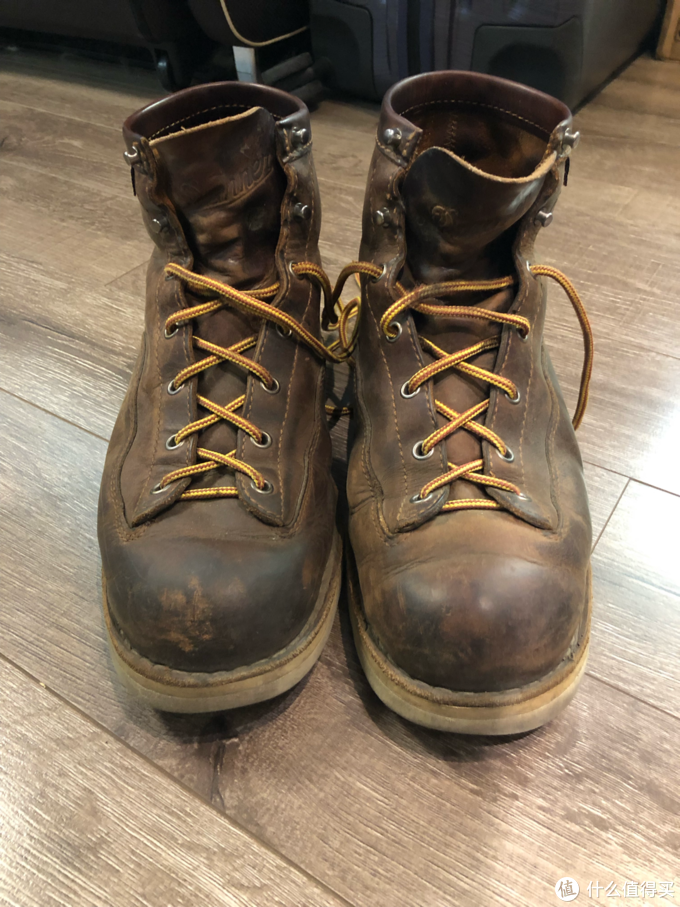 缝缝补补又三年,DANNER工装靴更换鞋底+保养服务体验