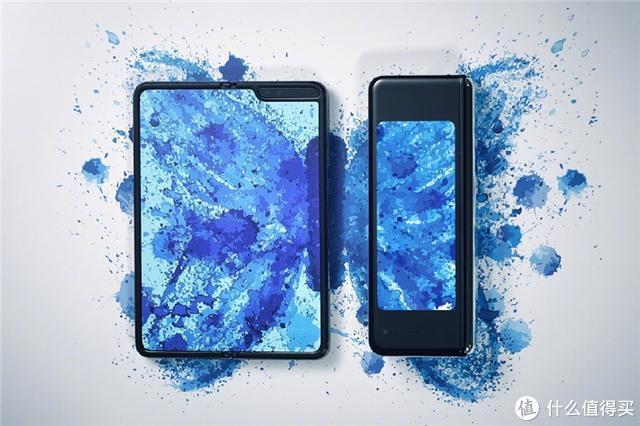 三星Galaxy Fold折叠屏手机官方图赏