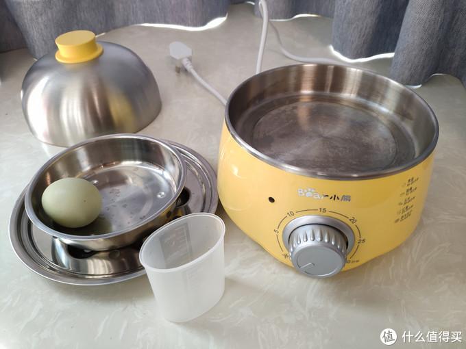 ▲▲ 本体发热盘深度26mm,最多装300毫升水,煮鸡蛋只需50~60毫升,十分钟,双层煮蛋需适当增加水量延长时间。