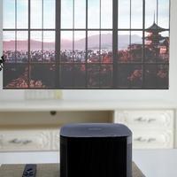 极米H3评测投影体验(全自动梯形校正 对焦全自动 鹰眼感知系统 侧投模式 AI语音操控)