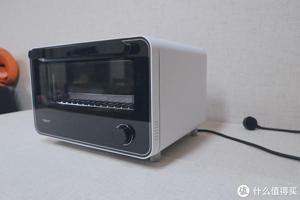 美食点心小帮手:TOKIT迷你智能电烤箱体验