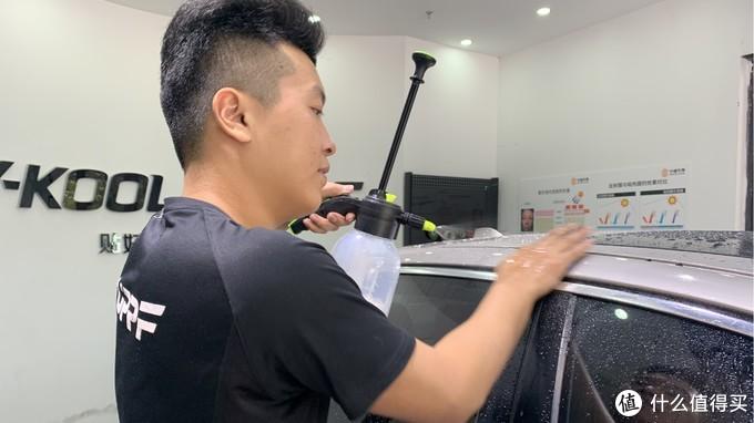 万元以下性价比最高的TPU隐形车衣贴膜体验(多图慎点)