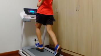 在卧室跑步的感觉是怎样的?感觉就一个字:爽!亿健 天猫联合定制ELF跑步机使用小记