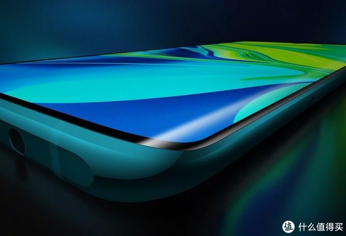 超薄屏幕遇上光学指纹,小米CC9 Pro的超快解锁速度