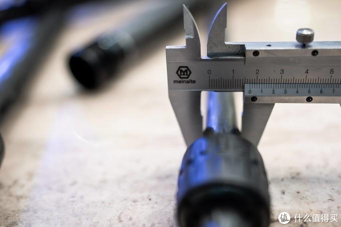 4号管,实测17mm,与官方说法一至