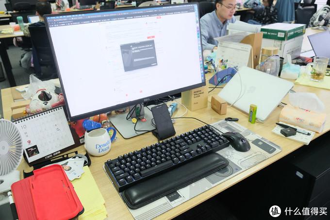 办公好键盘——酷冷至尊 C322 茶轴机械键盘晒单