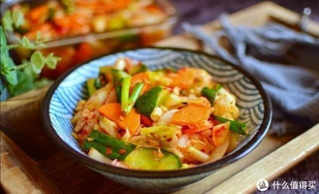 酸辣泡菜的简单做法