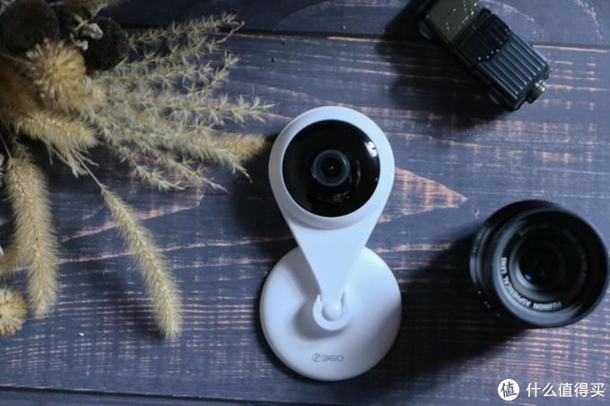 小身材大智慧:360 智能摄像机小水滴 AI版体验评测