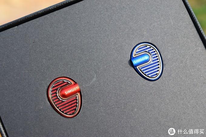 红蓝CP,入耳舒适、可换线的兴戈SIMGOT EN700 PRO旗舰铜雀耳机
