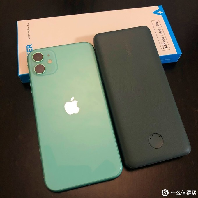 iPhone 11 Tiffany 绿和她的新装备们