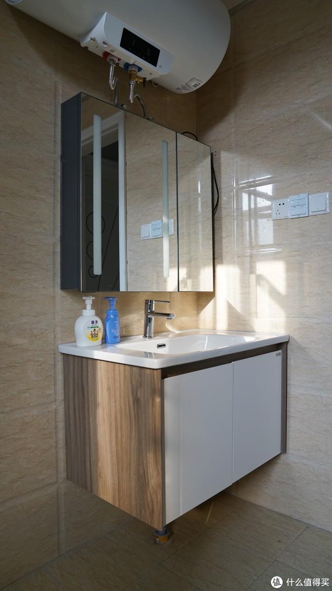 镜柜也玩智能化?diiib 大白&Yeelight智能镜柜安装体验