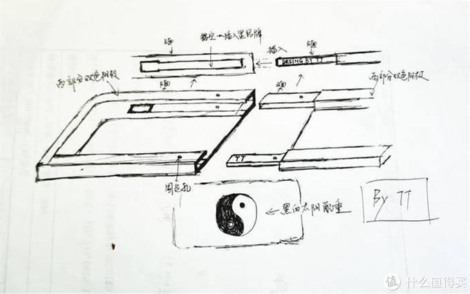 最具中国风的客制化键盘—太极客制化套件开箱体验