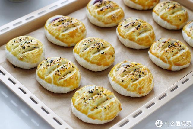 自制传统中式糕点,无需黄油也能层次分明,咬一口酥得掉一地渣!