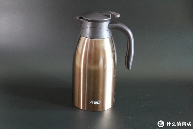 多喝水为健康-爱仕达臻韵不锈钢真空保温壶