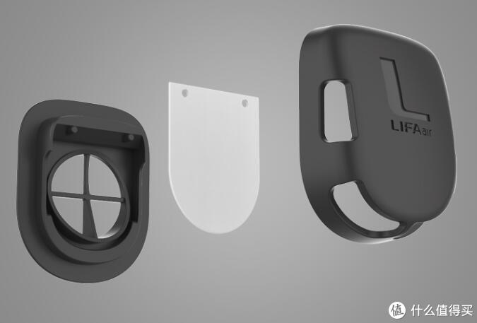 全面高效防护、隐形骨架支撑:雾霾出行新选择——LIFAair LM98D带阀防霾口罩