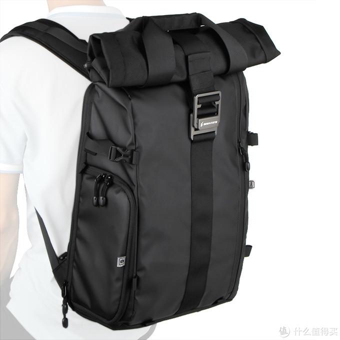 双肩摄影包 新款面料 时尚欧式造型 户外摄影装机必备相机包