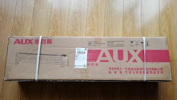 奥克斯 NTJX-220BR 踢脚线取暖器机械款好用吗怎么样(防烫功能|倾倒断电)