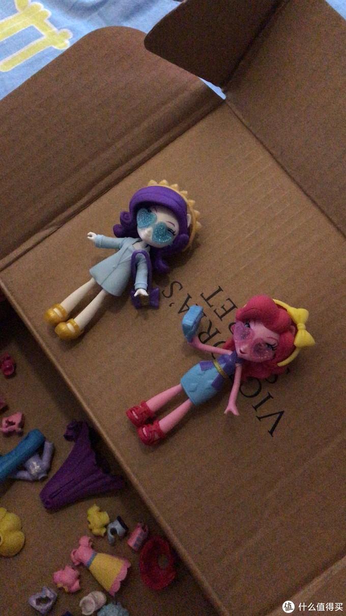 小马宝莉迷你换装玩偶