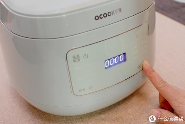 圈厨陶瓷电饭煲:冰焰陶瓷内胆,环保又健康,还能煮煲仔饭
