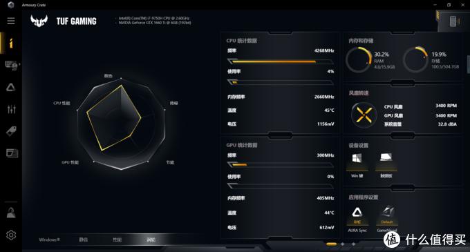 兼顾品质与性能,一线游戏本也有超高性价比,华硕飞行堡垒7金属电竞体验