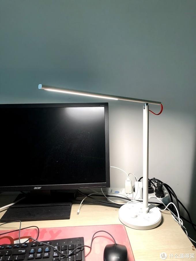 米家LED智能台灯1S HomeKit初体验