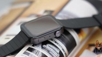 小米手表怎么样体验(方形智能手表 支持Airpods连接 eSIM号码虚拟芯片)