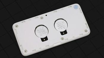 米家温湿度监测电子表体验智能联动(温湿度监测|多种摆放方式|米家APP绑定)
