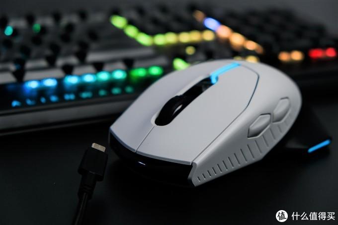 一见即倾心ALIENWARE鼠键耳机套装初体验