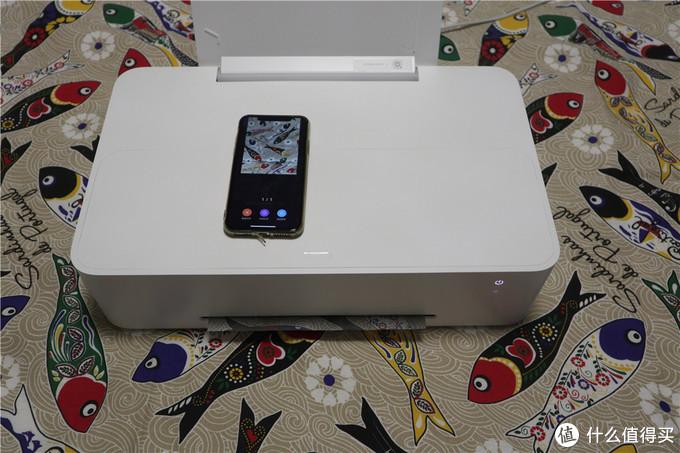 米家大容量连供喷墨打印机评测:高效家用打印新选择|未来科技范
