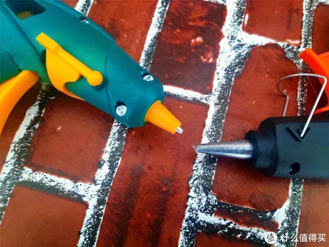 精准控温,强度牢固,DIY玩家必备工具,世达热熔胶枪体验