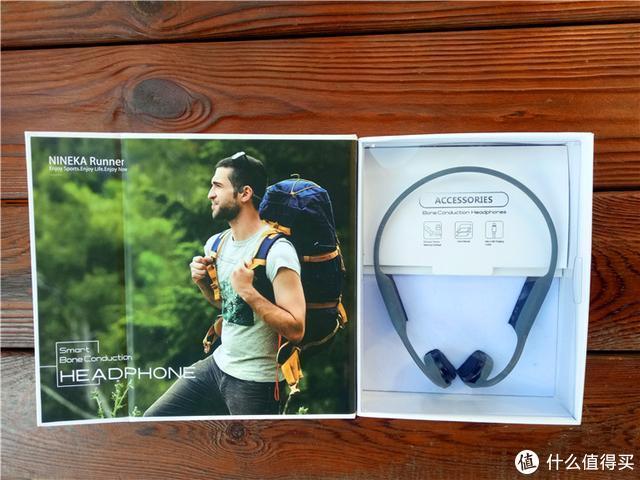 NINEKA南卡骨传导蓝牙耳机Runner—不塞耳朵的蓝牙耳机