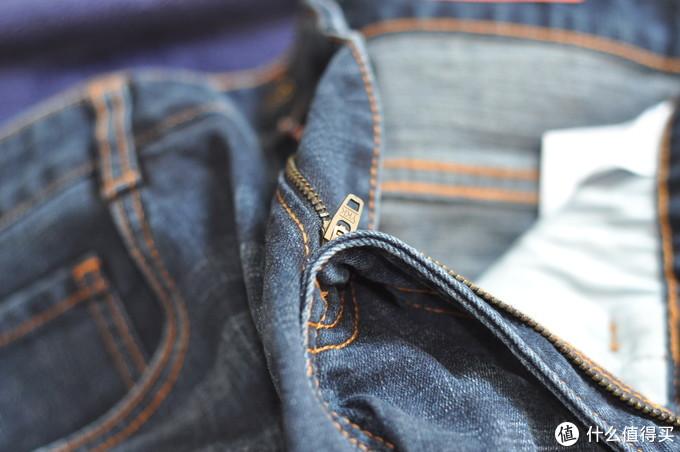 海澜之家牛仔裤线上购买体验,做工用料都算扎实