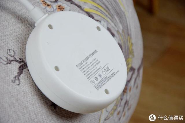 ORICO电小元圆形插线板,创意小巧新国标,多项防护让用电更安全