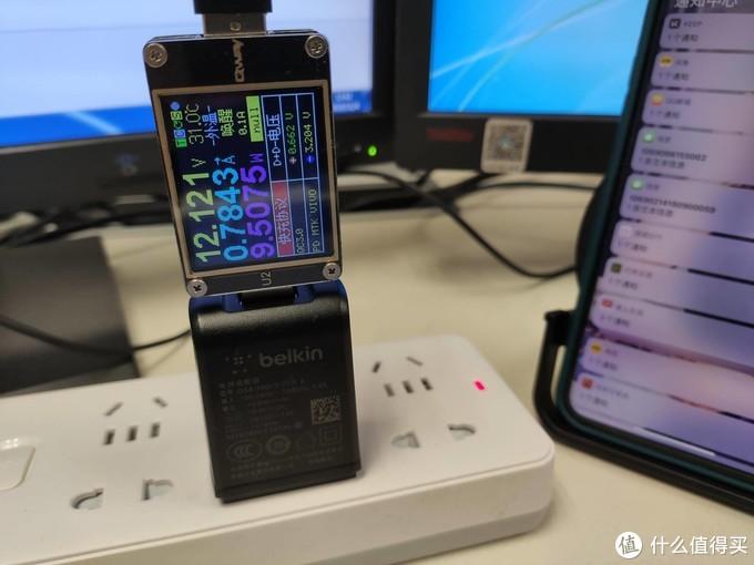方便又安全,贝尔金无线充电器体验测评