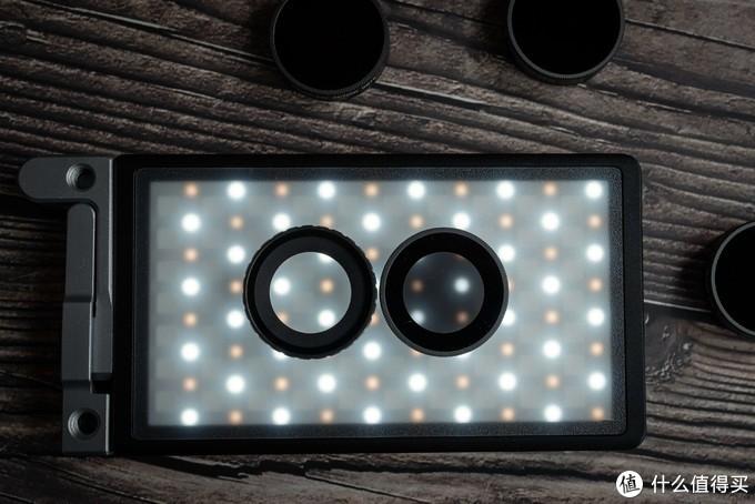 原厂对比ND8ND8减光3档,透光率12.5%应用场景:大光圈下防止国宝,小光圈长时间曝光。