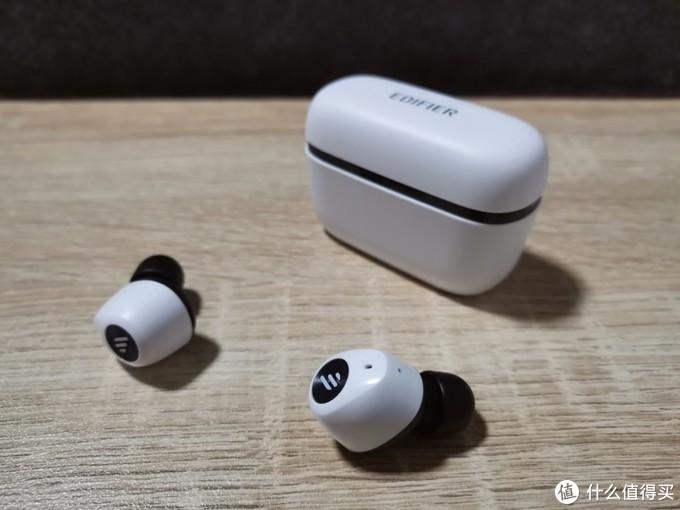 颜值党入手_漫步者W2蓝牙无线耳机,小谈使用体验。